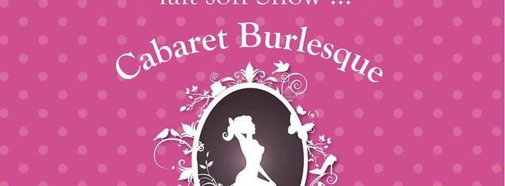 Soirée Rose : Cabaret Burlesque Avec Miss Show Show Cannelle + Julia Palombe + Miss Plum