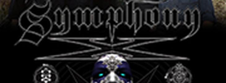 SYMPHONY X « Underworld Europe 2016 Tour »