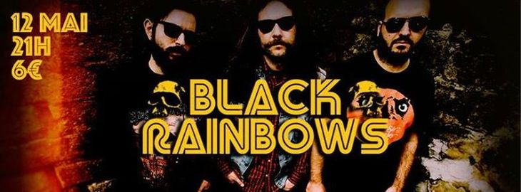 MAKE IT SABBATHY #32 avec BLACK RAINBOWS + guest
