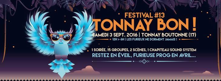Festival TONNAY BON !