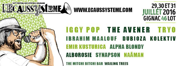 Festival Ecaussysteme 2016