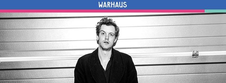 Warhaus (Projet solo du chanteur de Balthazar) + The wooden wolf