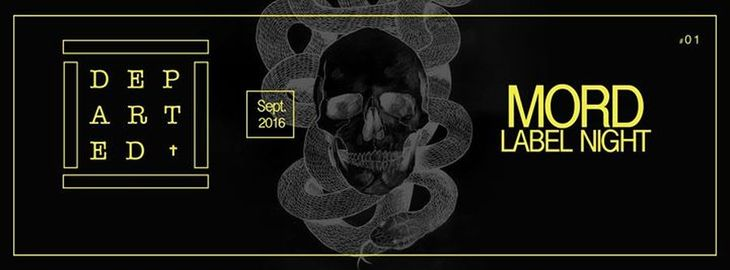 MORD Label Night w/ Ansome live UVB Bas Mooy