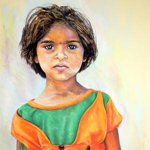 Aurélie Loiseau : Voyage en Inde