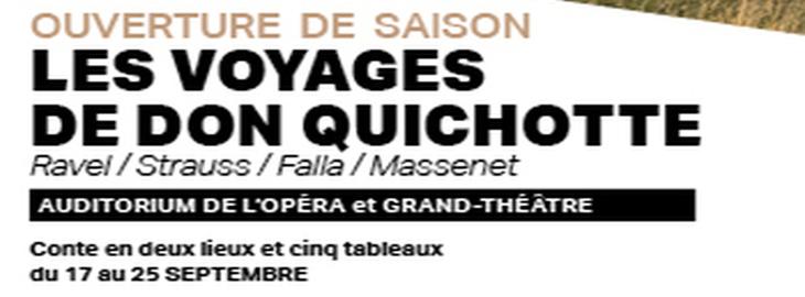 Les Voyages de Don Quichotte