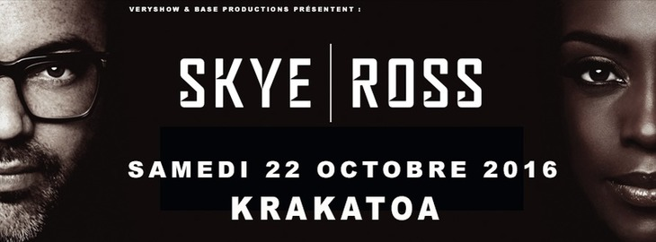 Skye | Ross (from Morcheeba) + DELGRES