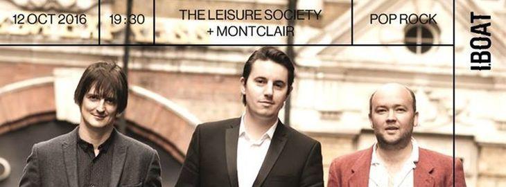 The Leisure Society + Montclair