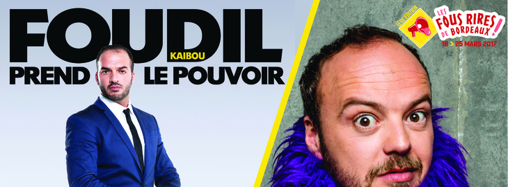Alban Ivanov & Foudil Kaibou