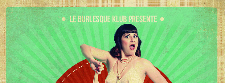 Le Cabaret Burlesque