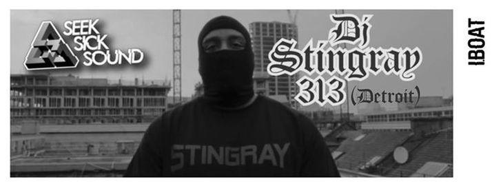 SSS : avec DJ Stingray 313 + Loner + Jann