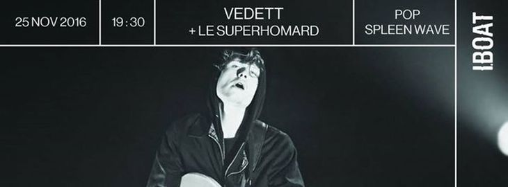 Vedett + Le Superhomard