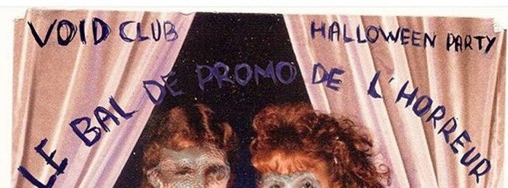 Halloween Party : Le Bal De Promo De L