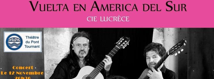 Vuelta en America del Sur