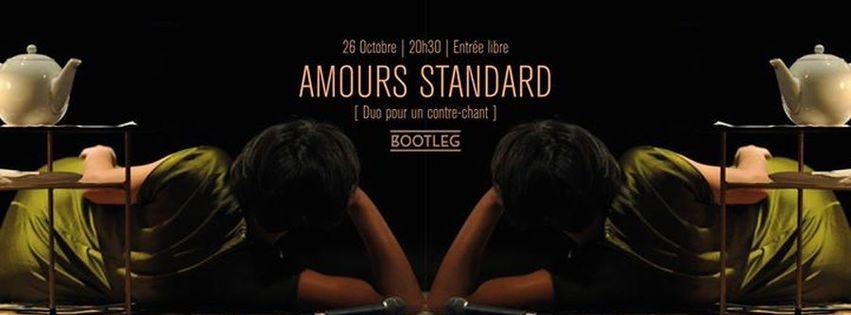 Amours Standard [ Concert Théâtral ]