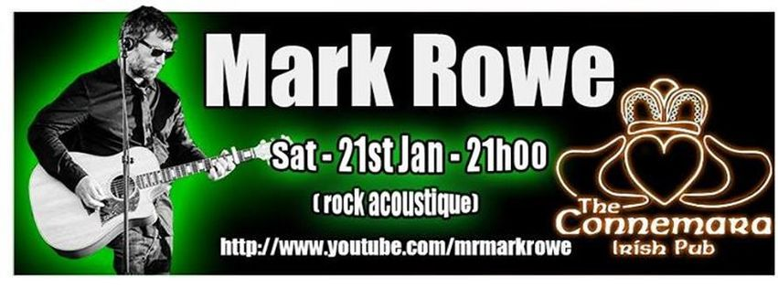 Mark Rowe