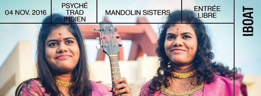 Mandolin Sisters + Dj dil_se