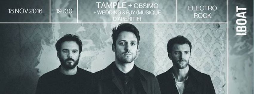 Tample Release Party