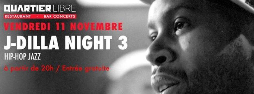 J-Dilla Night #3