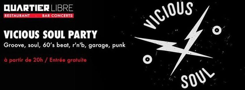 Vicious Soul Party !