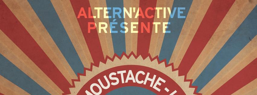 Moustache-U : Movember avec TULSA + Cocktail Bandit + Sunday Wankers