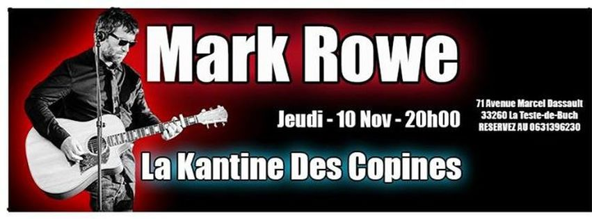 Mark Rowe Duo