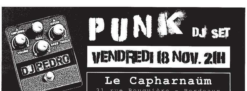 PUNK DJ Set