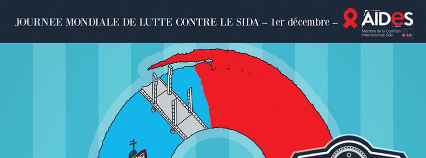 Un bateau  pour voguer vers la  fin  du  sida: la soirée de cloture !