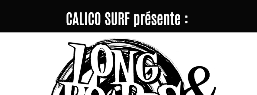 SURF A GO GO : avec Les Agamemnonz + Longboards