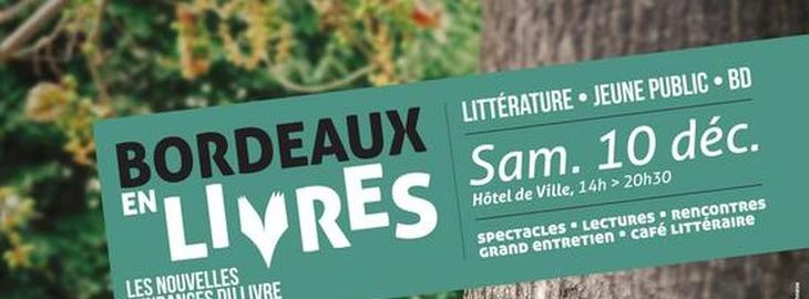 Bordeaux en Livres