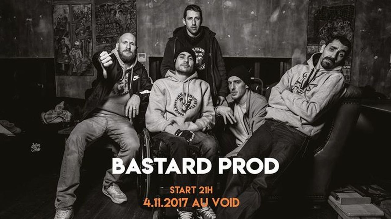 Life, Boom Bap & Death Party : avec Bastard Prod + DJ Sets