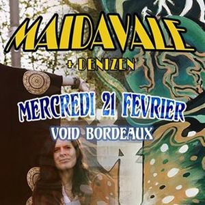Make it sabbathy #45 : avec MaidaVale + Denizen