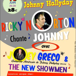 RICKY NORTON CHANTE JOHNNY