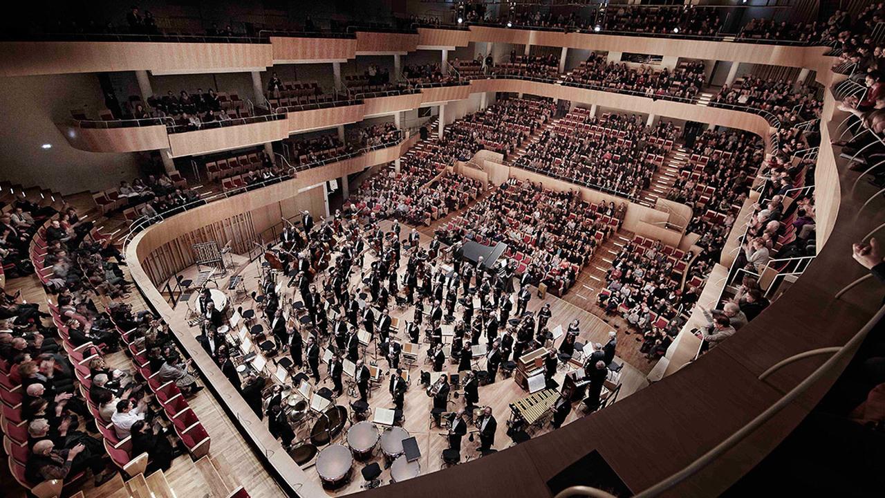 Cinéconcert symphonique : Vertigo / Sueurs Froides