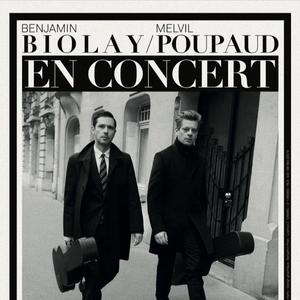 Benjamin Biolay & Melvil Poupaud