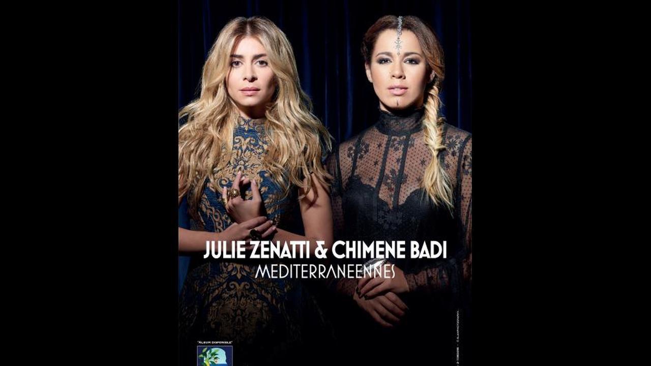 JULIE ZENATTI & CHIMÈNE BADI