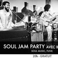 The SOUL JAM Party! avec Brother Lion