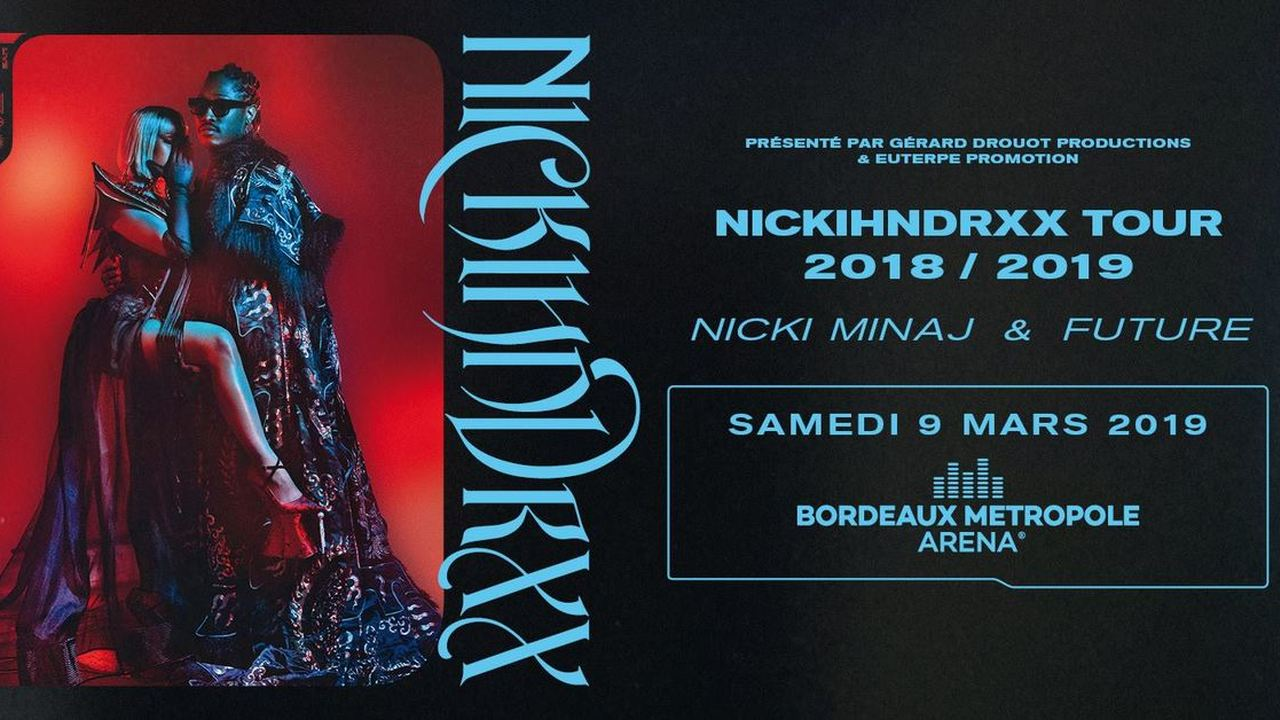 Nicki Minaj & Future · NlCKIHNDRXX Tour