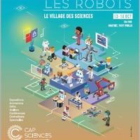 Village des sciences 2018 : Vivre avec les robots
