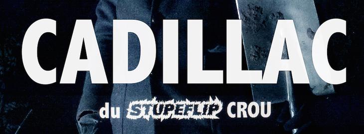 Cadillac (Stupeflip Crou)  + Astaffort Mods + Angle Mort et Clignotant