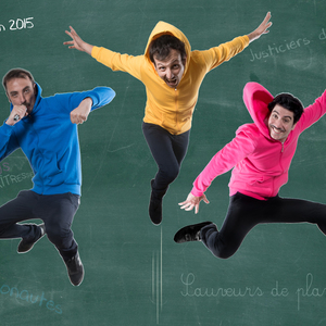 Les Fous Rires de Bordeaux #3 - MOUSTACHE POÉSIE CLUB,