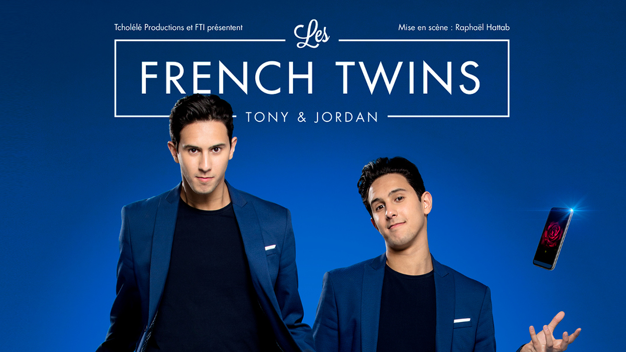 Les Fous Rires de Bordeaux #3 - Soirée de cloture avec Les French Twins + Viktor Vincent + Blake Eduardo