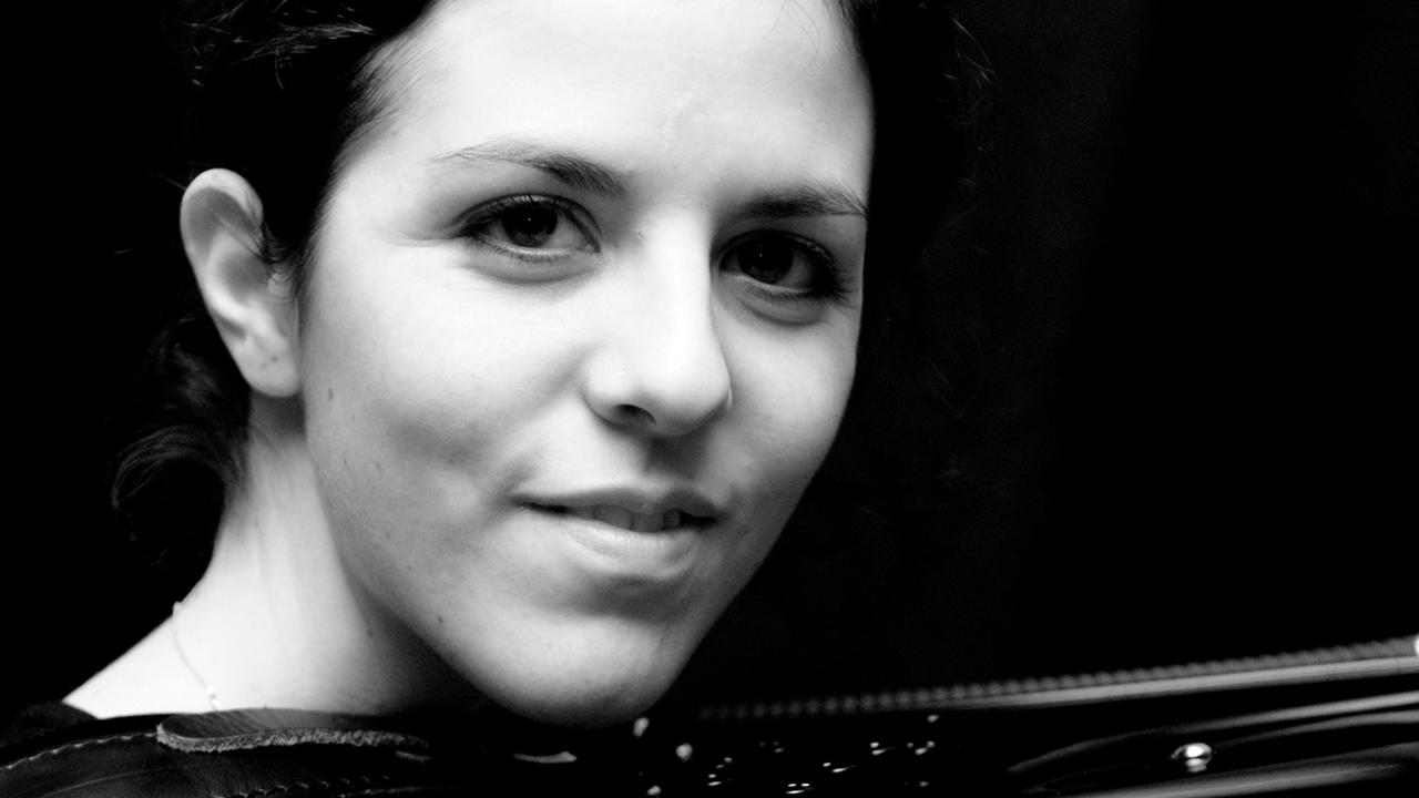 Fanny Vicens, récital d