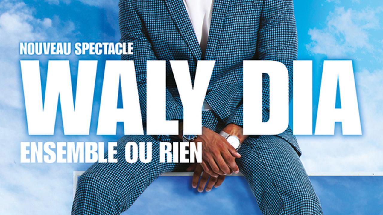 WALY DIA - Nouveau Spectacle