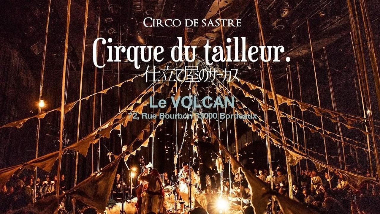 Cirque du tailleur : Circo de sastre