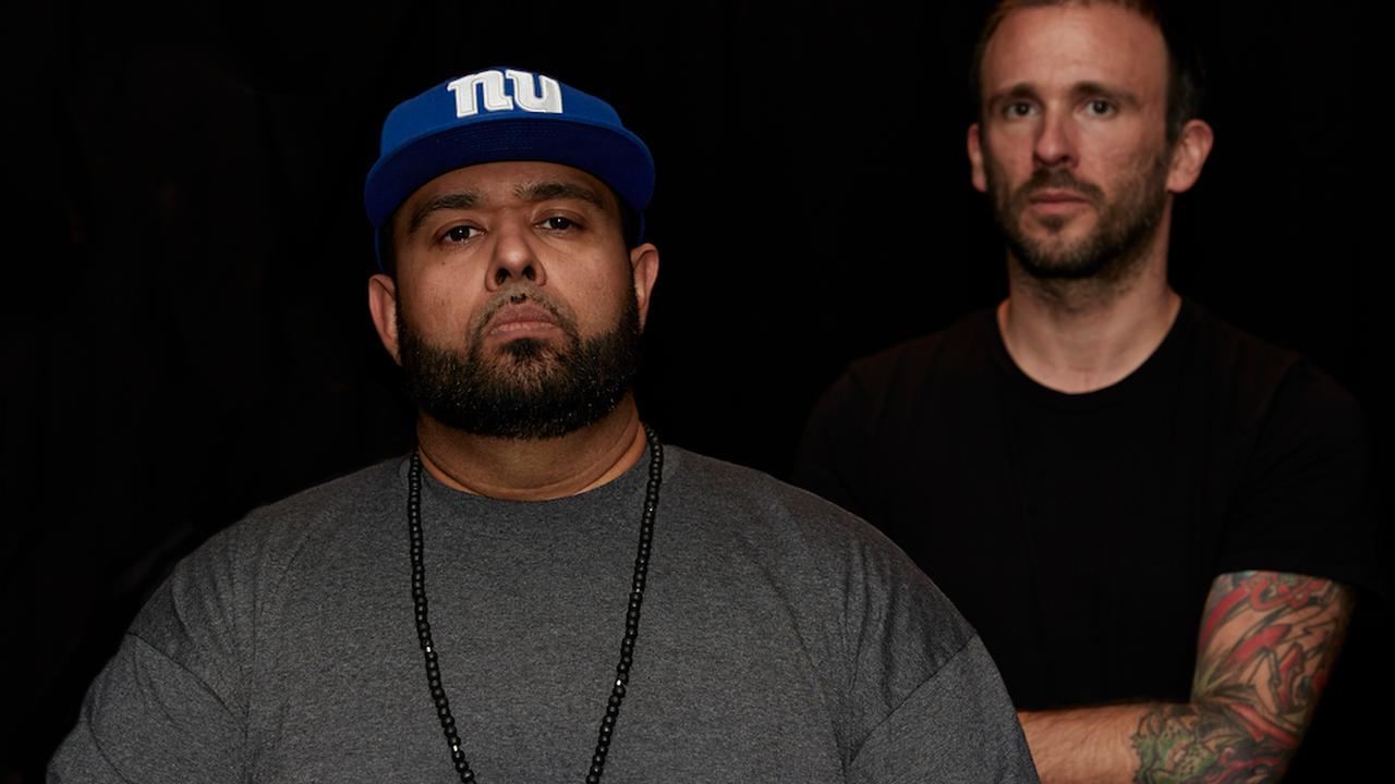 Hip-Hop Boombox : avec Dälek + Dalla$