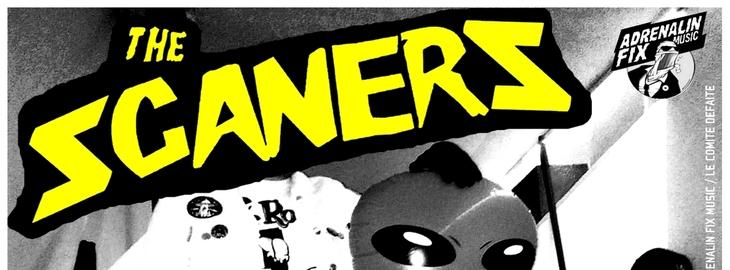 XMAS PUNK Party : avec THE SCANERS + JET REACTIONS