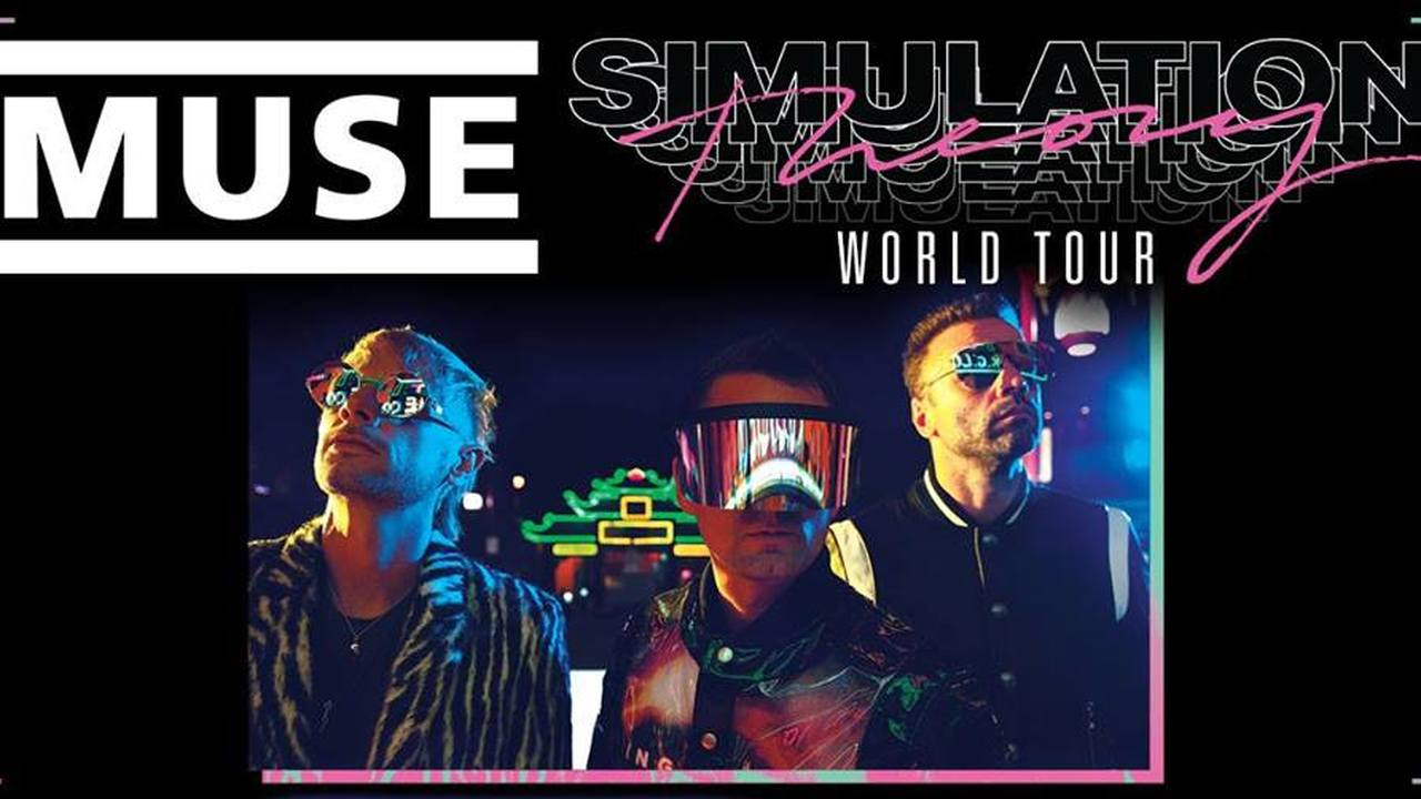 MUSE - Simulation Theory Tour