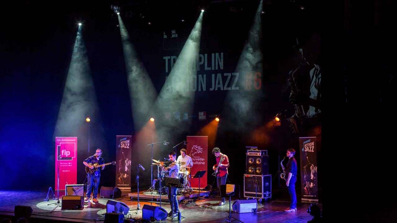 Tremplin Action Jazz #7