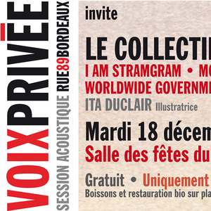 Voix Privée #1 : Rue89 Bordeaux invite le Collectif du Fennec