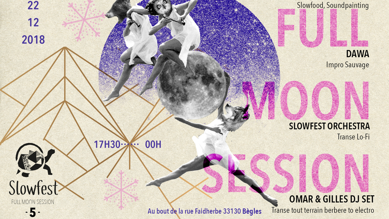 Full Moon Session #5